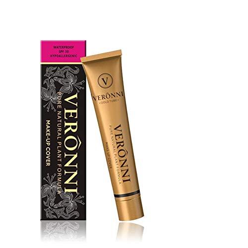 VERONNI Concealer Makeup Cover Up As Foundation Scar Make Up Concealer Good For Spots, Acne and Skin Blemishes SPF 30 1.1OZ/30g (221)