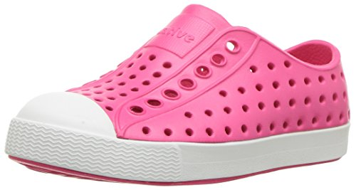Native Shoes - Jefferson Child, Hollywood Pink/Shell White, C4 M US