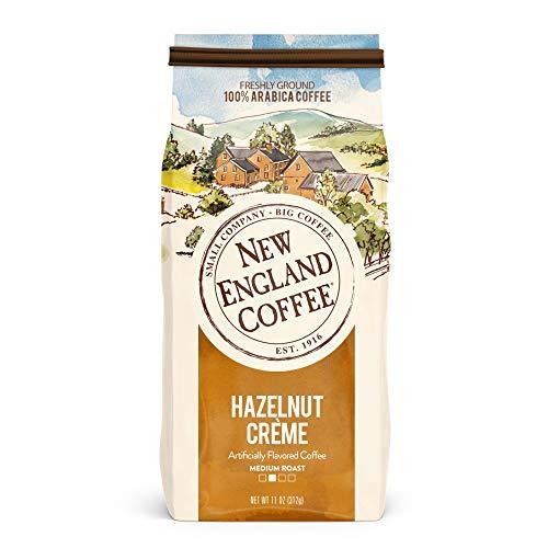 New England Coffee Hazelnut Creme