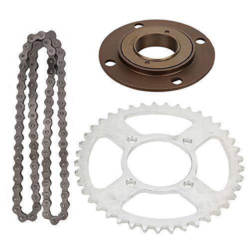 DAUERHAFT 41 Zahnkurbelgarnitur Langlebig Hochwertig für elektrische Dreiräder