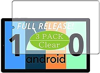 3枚 VacFun フィルム , CHUWI HiPad X 10.1インチ 向けの 保護フィルム 液晶保護 フィルム 保護フィルム(非 ガラスフィルム 強化ガラス ガラス ケース カバー ) ニュー