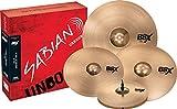 Sabian B8X Performance Set Cymbal Pack, inch (45003XG)