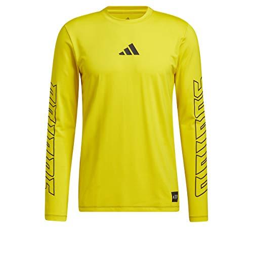 adidas Camiseta Modelo FB Hype LS tee Marca