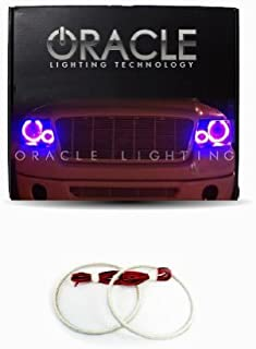 Oracle Lighting LED Halo Fog Light Kit - Purple (UV) CH-CA1013F-UV - COMPATIBLE WITH Chevrolet Camaro