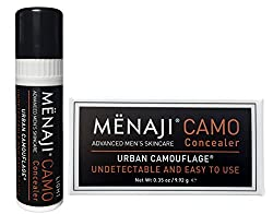 a great men's concealer, available from Amazon