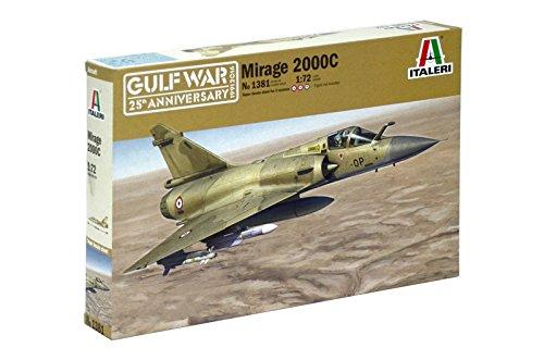 Italeri 1381 - 1:72 Mirage 2000C, Fahrzeuge