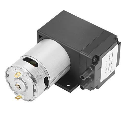 Mini bomba, bomba sin aceite de 12 W, pequeña para generadores de oxígeno domésticos Equipos de automatización de adsorción al vacío Máquinas de envasado al vacío de laboratorio