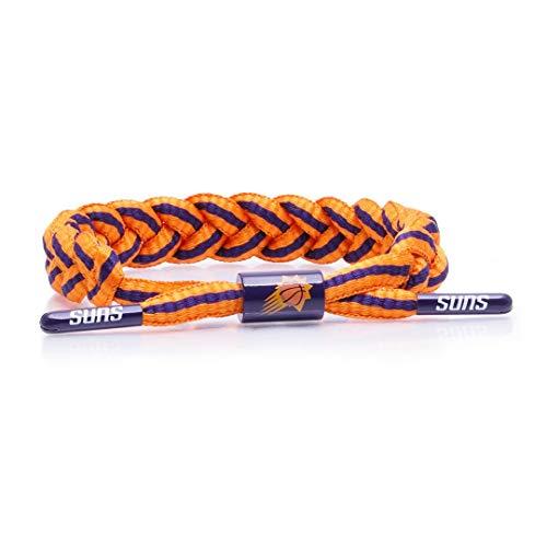 Rastaclat NBA Phoenix Suns Medium/Large Braided Bracelet
