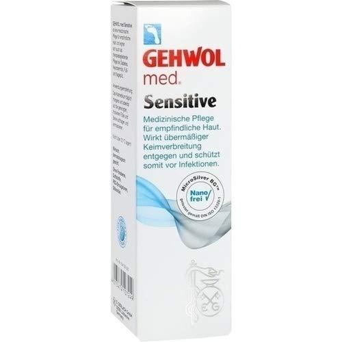 GEHWOL MED sensitive Creme 75 ml