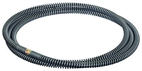 Rems 172210 - Espiral desatascadora alma plastico 22x45m