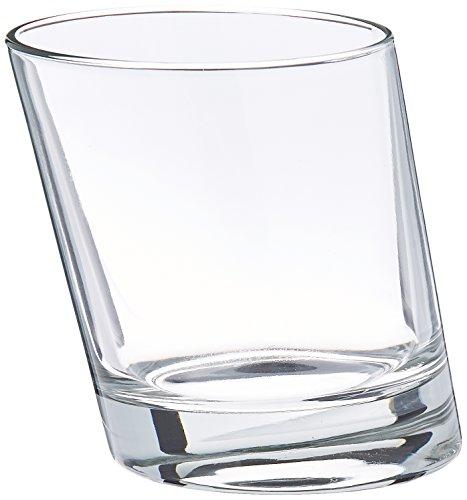 Bicchiere da whisky, bicchiere acqua, tumbler'Samba 35cl, vetro, stile moderno (fan Unikate Powered by Cristalica)