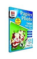 Vos Photos méritent d'être imprimées : Avec nos papiers photos, vous pourrez créer des impressions de qualité professionnelle. Voici le papier idéal pour imprimer vos photos haute définition en pleine page (macro, faune, flore, …) : il vous assure un...