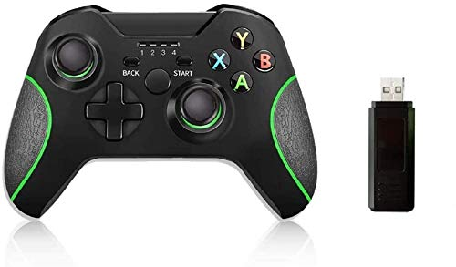 Wireless Xbox One Controller Game Controller for Xbox one/Xbox one S/Xbox one X Wireless Controller PC Controller Pro Game Controller for Xbox and PC (with No Audio Jack)
