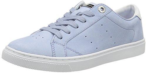 Tommy Hilfiger Damen V1285ENUS 1N1 Sneakers, Blau (Chambray 022), 40 EU