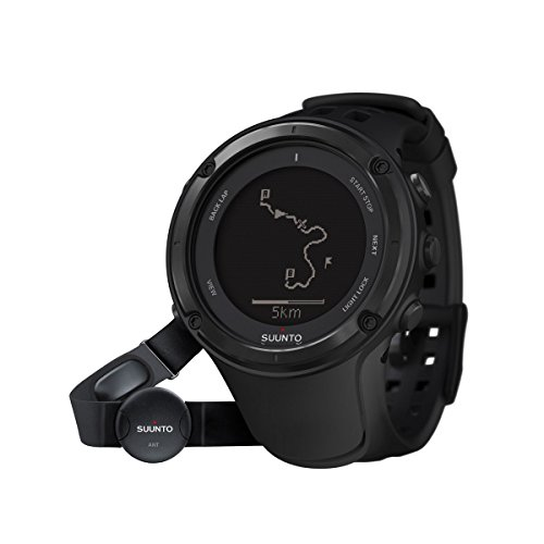 Best Review Of Suunto Ambit2 Black GPS and Heart Rate Monitor Watch