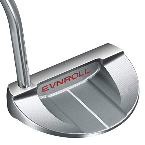 Evnroll Golf- ER8 Tour Mallet Putter 35'