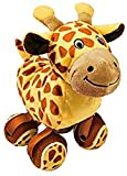 KONG Tennis Shoes Giraffe Dog Toy, Large