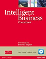 Intelligent Business Intermediate Coursebook with CD