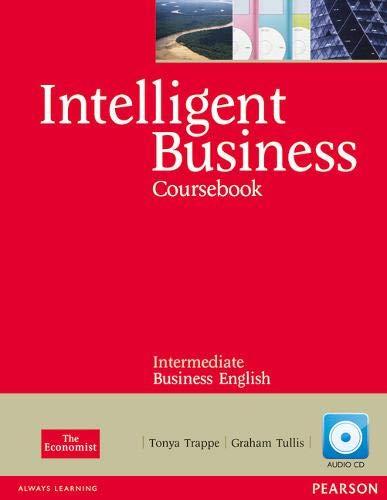 Intelligent Business Intermediate Coursebook/CD Pack: Industrial Ecology