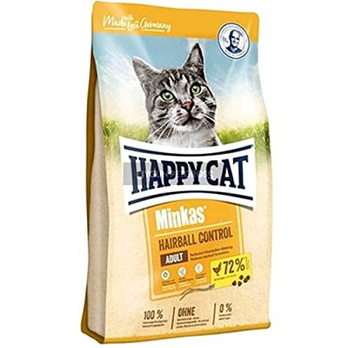 Happy Cat Minkas Hairball Control Geflügel, 1500 g
