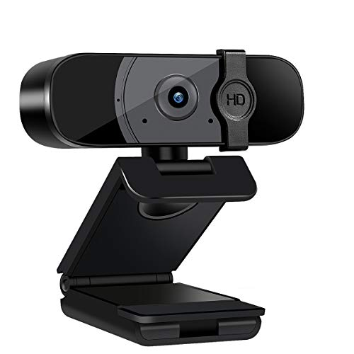 Cámara web 2K de 400W con micrófono, cámara web PC HD con obturador de privacidad, cámara web USB plug-and-play para YouTube, videollamada, estudio, reunión, transmisión en vivo