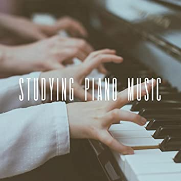 Studying Piano Music