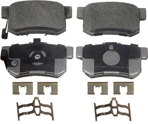Wagner ThermoQuiet PD1086 Ceramic Disc Brake Pad Set