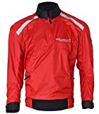 WindRider Racing Spray Top for Sailing, Paddling, Water Sports Red