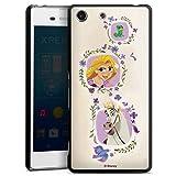 DeinDesign Coque Compatible avec Sony Xperia M5 Étui Housse Disney Raiponce Amitié