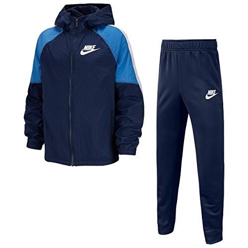 Nike Jungen Sportswear Overall, blau, S