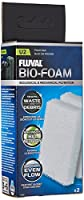 Provides effective mechanical filtration Custom fit for the Fluval U2 Filter Easy to replace Works in freshwater, marine or reptile environments