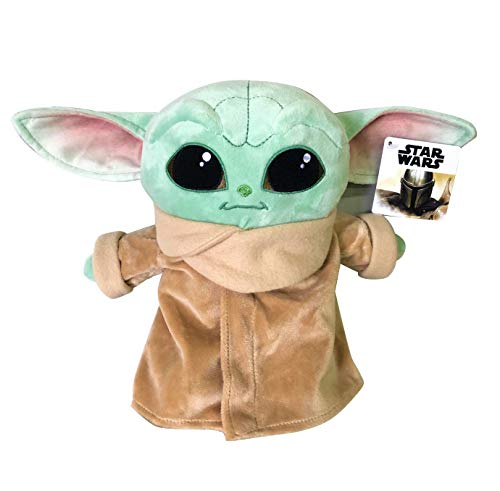 Simba 6315875778 - Disney Mandalorian / The Child / Baby Yoda / 25cm / Plüschfigur