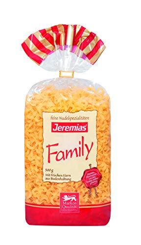 Jeremias Wellenspätzle, Family Frischei-Nudeln (1 x 500 g Beutel)