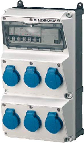 Mennekes Steckdosen-Kombination 930001 AMAXX AMAXX CEE-Steckdosen-Kombination 4015394223290