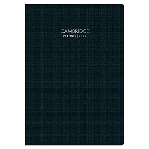 Agenda planner executiva grampeado mensal Cambridge 2021 - Tilibra