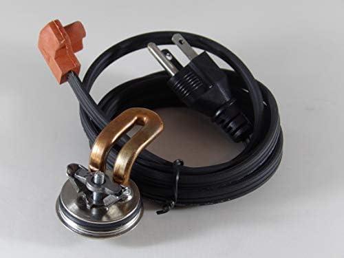 Engine Block Heater Kit compatible with MANITOU Lift Trucks MC30