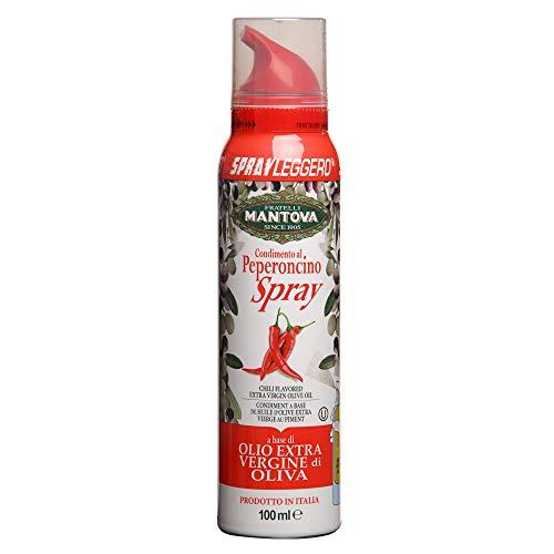 Peperoncino Spray in Olio Extra Vergine di Oliva 100ml