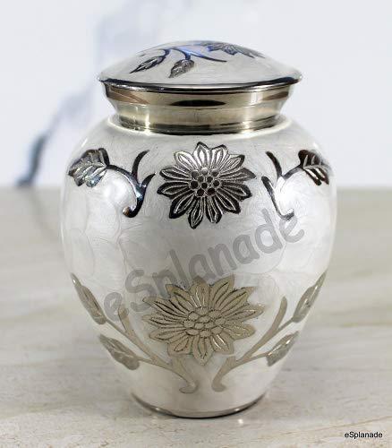eSplanade urna de cremación Recipiente conmemorativo Jarra   urnas de Metal   urnas funerarias   urnas de Bronce