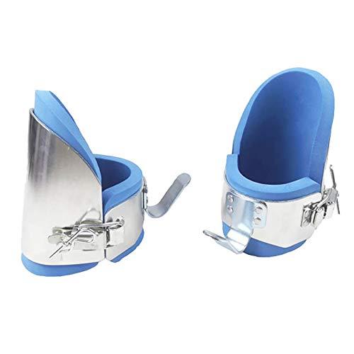 N \ A Botas Invertidas Antigravedad, Dispositivo Profesional Invertido, Entrenamiento De Elevación Invertido Seguro, Adecuado para Terapia De Parada De Manos En Gimnasio Interior Gym 1 Par