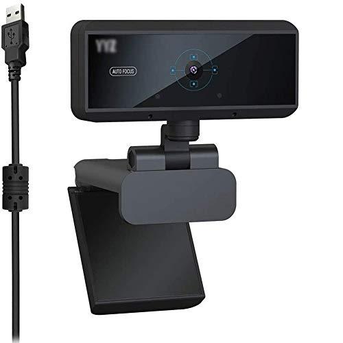 1080P camera, nieuwe HD autofocus computer camera ingebouwde ruisonderdrukking microfoon PC