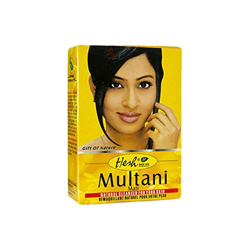 Hesh Pharma 100% Natur Kräuter Pulver 100 g -Multani Muti Pulver