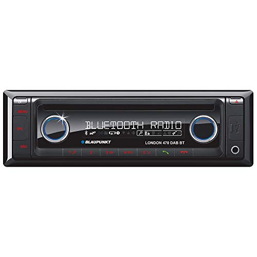 Blaupunkt 2001017123460 London DAB 470 DAB BT