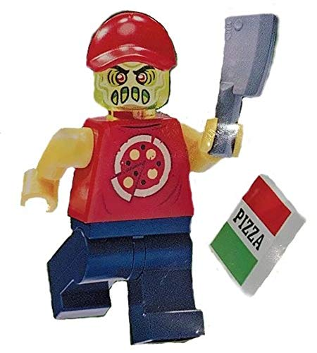 LEGO Hidden Side: Possessed Pizza Delivery Man