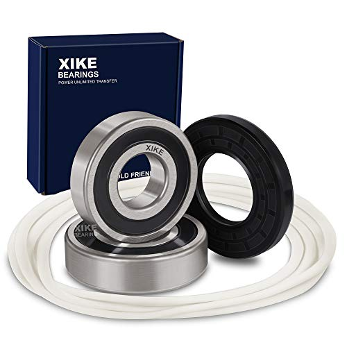 XiKe 134642100 & 134361900 Washer Tub Bearing & Seal Kit Rotate Quiet and Durable, Replacement for Electrolux and Kenmore 1482894, AH2350420, EA2350420 Etc.