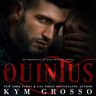 Quintus     Immortals of New Orleans, Book 9              By:                                                                                                                                 Kym Grosso                               Narrated by:                                                                                                                                 Wen Ross,                                                                                        Kai Kennicott                      Length: 11 hrs and 5 mins     2 ratings     Overall 3.5