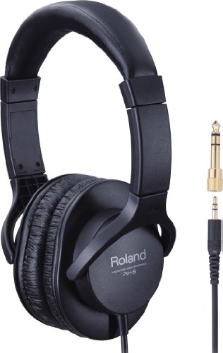 Roland RH-5 Quality Comfort-Fit Headphones for Electronic Musical Instruments