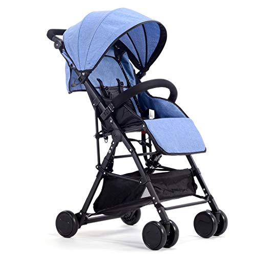 Great Price! XYSQ Baby Carriage, Baby Prams, Suitable for Children 0-3 Years Old Single Baby Prams, ...