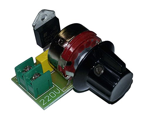Regulador de voltaje 3000 W voltaje BTA41800B 40 A 220 V SCR 2000 W 1500 W