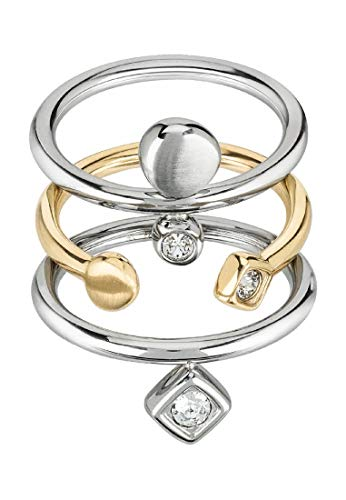 Breil Anello Donna collezione ZODIAC con pietre multiple in crystal jewellery