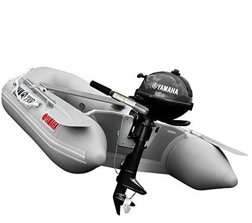 Yamaha Schlauchboot mit Lattenboden 225cm mit Yamaha 2.5PS Aussenborder F2.5BMHS